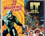 20 Million Miles To Earth / It Came From Beneath The Sea (Blu-Ray) Creature Dble