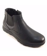 Gelato 8558-01 Black Men's Ankle Booties - $43.20