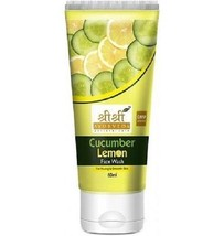Sri Sri Ravi Shankar Ayurveda Cucumber & Lemon Face Wash 2x60ml  - $9.22