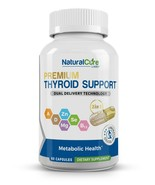 Natural Cure Labs Thyroid Support - $23.95