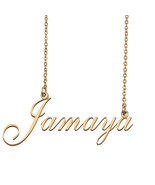 Jamaya Custom Name Necklace Personalized for Mother's Day Christmas Gift - $15.99 - $29.99