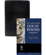 Douay-Rheims Bible (Black Genuine Leather) - $59.95