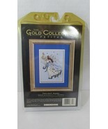 Dimensions Petites Gold Collection Counted Cross Stitch Kit Twilight Ang... - $8.90