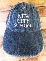 New City School Adjustable Adult Cap Hat - $9.46