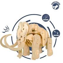 ROKR Robotic Dinosaur Toys- Model Woodcraft Construction Kit-Robot Toy S... - $29.72