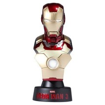 NEW HOT TOYS BUST Iron Man 3 IRON MAN MARK 42 XLII 1/6 Bust Figure from ... - $90.29