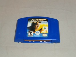007: The World is not Enough, Game Only, Nintendo 64 - $11.99