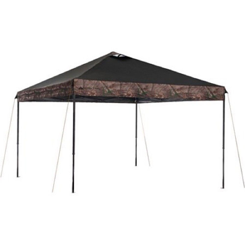 Space Gazebo Outdoors Canopy Steel Construction Carry Bag Sports Portable Home - $123.82