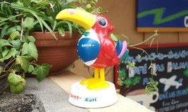HITACHI Color Television Character POMPA Bird Piggy Bank 1960's used A34 - $644.80