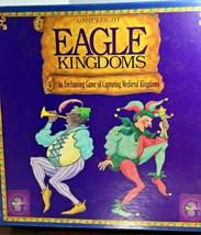 Eagle Kingdoms An Enchanting Game of Capturing Medieval Never Played - $31.68