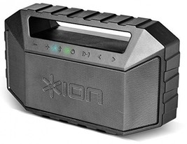 ION Audio Plunge | Waterproof Stereo Boombox with Bluetooth, Built-in an... - $97.68