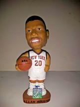 New York Knicks Allan Houston #20 Bobblehead NBA - $17.82