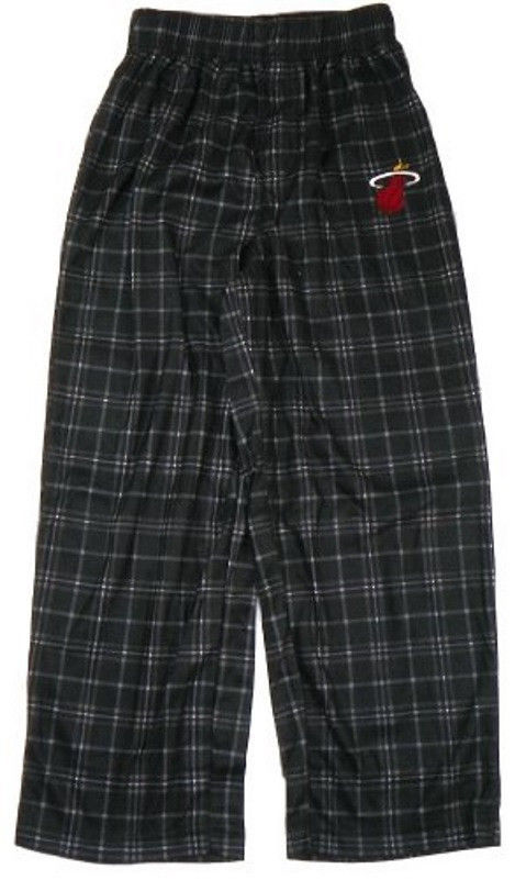Boy's 4-7 Miami Heat Pajama Pants Sleep Lounge NBA Basketball