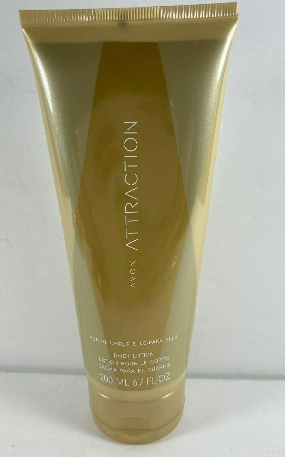 Primary image for Avon ATTRACTION FOR HER Body Lotion 6.7 fl oz