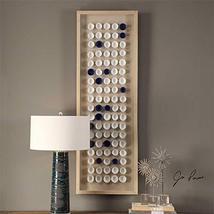 """Uttermost Cobalt 59"""" High Shadow Box Framed Wall Art - €469,09 EUR"""