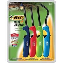 BIC Multi-Purpose Lighter, 4 Lighter Value Pack - $17.21