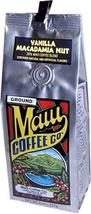 Maui Coffee Company, Maui Blend Vanilla Macadamia Nut coffee, 7 oz. - Gr... - $16.97