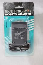 NEW! Texas Instruments AC ADAPTER AC-9175 Mod: SA A30650 6V 500mA - $19.99
