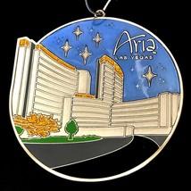 Aria Hotel Las Vegas Souvenir Christmas Ornament Casino Collectible Gamb... - $40.96
