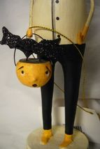 Bethany Lowe Pumpkin Head Figure Halloween image 4