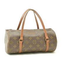 LOUIS VUITTON Monogram Papillon 26 Old Model Hand Bag M51366 LV Auth sg0... - $140.00