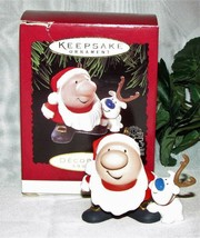 HALLMARK ZIGGY 25TH ANNIVERSARY CHRISTMAS KEEPSAKE TREE ORNAMENT 1996 VI... - $14.46