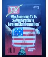 TV Guide 1524~Jun 12, 1982~Jack Bannon~Melody Thomas~blank crossword~Det... - $12.82