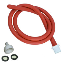 Enema Tube Cleaning Anus Comfort Nozzle Shower Soft Latex Material (39inch) - $15.88