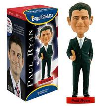 "Paul Ryan Ceramic Bobble Head Royal Bobbles Officially Licensed 10"" Tall - $6.95"