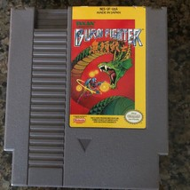 Nintendo Burnai Fighter NES Video Game, Cartridge Only, Tested 1985 - $12.34