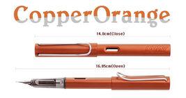 Lamy Al star Copper Special Luxury Business Office Fountain Pen - $13.95
