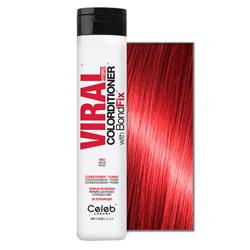 Celeb Luxury Viral - Vivid Bright Red Colorditioner 8.25oz
