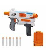 Hasbro Nerf N-Strike Modulus Mediator Pump-Action Blaster Includes 6 Foa... - $14.99