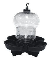 First Nature Clear Globe Style Bird Bath and Waterer - $25.70