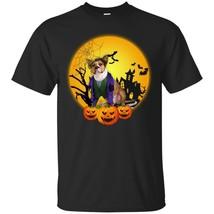 Joker With Pumpkin Costume Shirt For Men Women Lover Dog Size S-5XL - $20.74