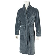 Tintin bathrobe grey steel One Size: Large-X-Large Official Tintin product image 2