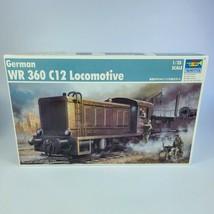 Trumpeter 00216 AFV - German WR360 C12 Diesel Locomotive (Plastic 95802... - $69.29