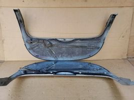 91-93 Cadillac Fleetwood 60 Special FWD Rear Wheel Well Fender Skirts Fillers image 6