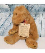 """The Boyds Collection Bubba with Jointed Face Teddy Bear 14"""" Plush Jointed - $19.79"""