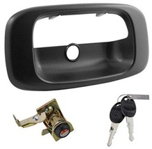 Tailgate Lock, Truck Integrated Locking Tailgate Handle For Chevy Gmc Ford Dodge - $28.19