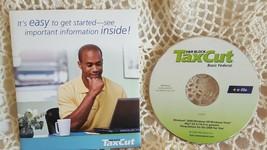 H&R Block TaxCut Premium Federal & E-file 2008, Filing Edition, Windows ... - $9.90