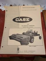 Case Parts Catalog No. B975 650 Self Propelled Windrower image 5