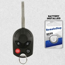 For 2013 2014 2015 Ford C-Max Keyless Entry Uncut Car Remote Key Fob Con... - $13.85