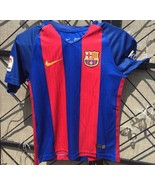 Nike Jersey Dri Fit Authentic 2016 FC #1 Koch Football Soccer Team Youth 24 - $31.13