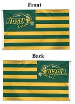 NCAA North Dakota State 14576115 Deluxe Flag, 3' x 5' - $30.59