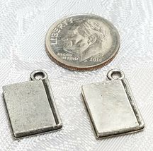 ART OF COOKING COOKBOOK FINE PEWTER PENDANT CHARM image 3