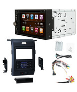 GPS Navigation DVD Multimedia Radio and Dash Kit for Ford F-150 2013-2014 - $643.49