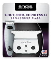 Andis Barber Cordless T-Outliner Replacement Blade #04535 - $36.48