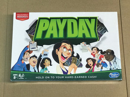 Hasbro Gaming PAYDAY Game Board - Hold On To Your Hard-Earned Cash! NEW - $29.76