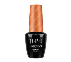 OPI GelColor Freedom of Peach GC W59 Soak Off Led/UV Gel Polish .5oz - $13.90